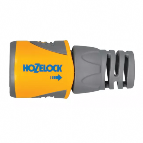 "Hozelock 2050 Hose End Connector 12.5mm - 15mm (1/2"" - 5/8"")"